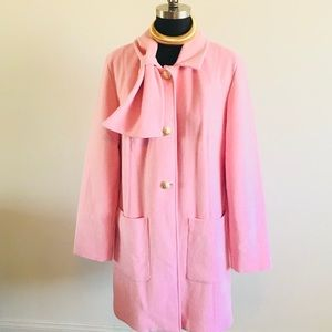 """•LOVELY """"pink""""CHIC WINTER COAT•"""