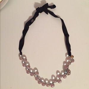 I.Crew Glass Bead Necklace
