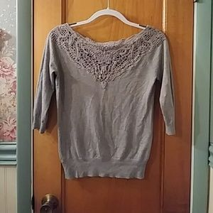 Forever 21 Gray Sweater S