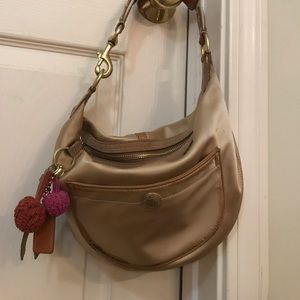 Coach shoulder bag.