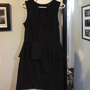 Business Casual Black Dress