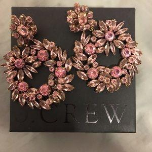 NWOT! Beautiful J.Crew Earrings