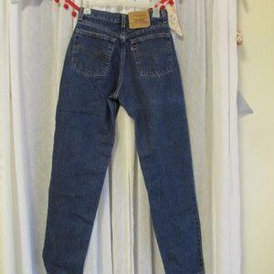Levis 560 Jeans vintage women 6 Re posh
