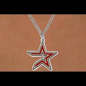 Astros Necklaces! Just in!