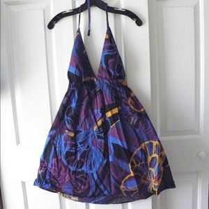 Forever 21 Halter Dress - EUC