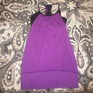 Purple Lululemon Top