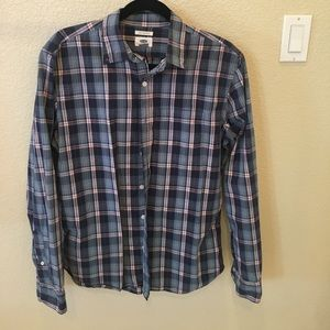 Old navy slim fit oxford shirt