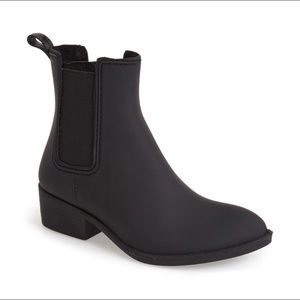 Jeffrey Campbell Rain Boots -- NEW