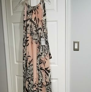 Long dress new with tag