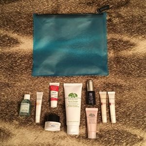 Skin Care Bundle with Bag