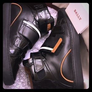 Bally leather sneaker
