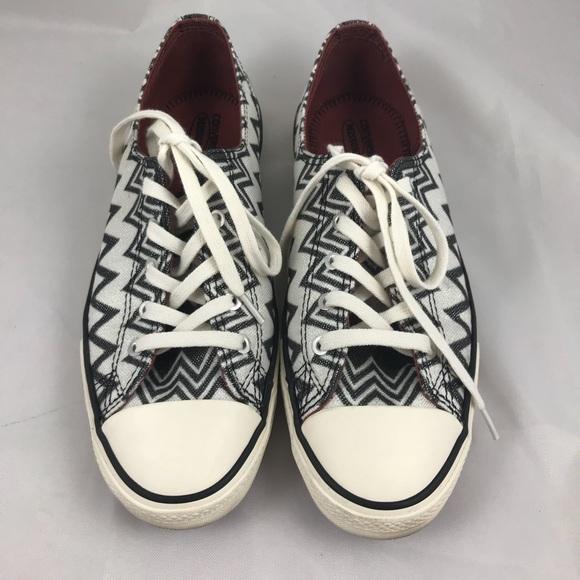 dbd956d4efeaec Converse Shoes - Converse x Missoni Chuck Taylor All Star Fancy Ox