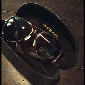  FINAL SALE  Michael Kors Aviators