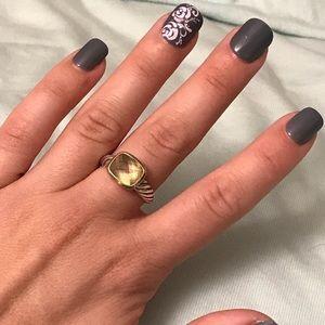 David Yurman Noblesse ring