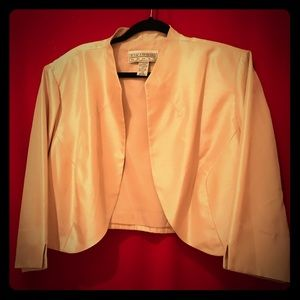 Woman's Jessica Howard bolero dress jacket, 24w