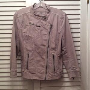 Beige Jacket by Loft