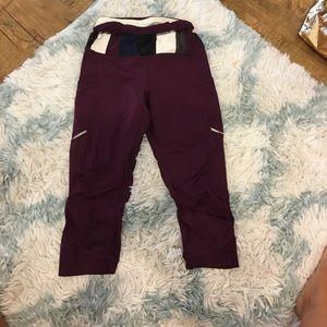 Lululemon size 4 leggings