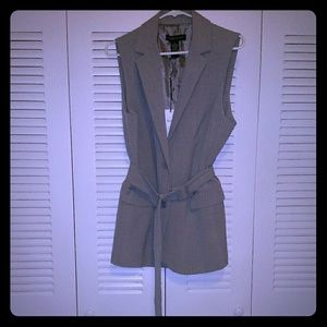 City Stretch Luxe Vest