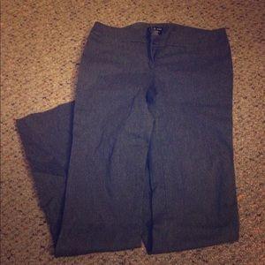 Pants - Gray Dressy Pants
