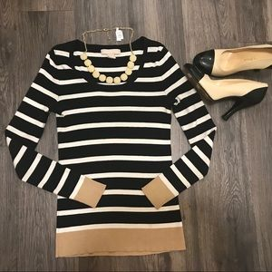 Banana Republic striped sweater Sz XS