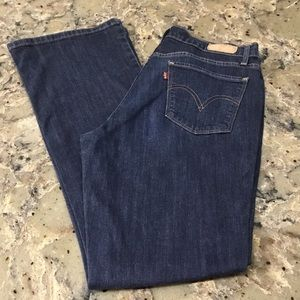 New! Size 10 Levi's 515 Bootcut Jeans. 31x31