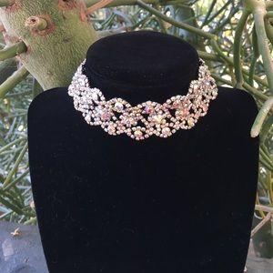 Jewelry - Crystal Statement Choker
