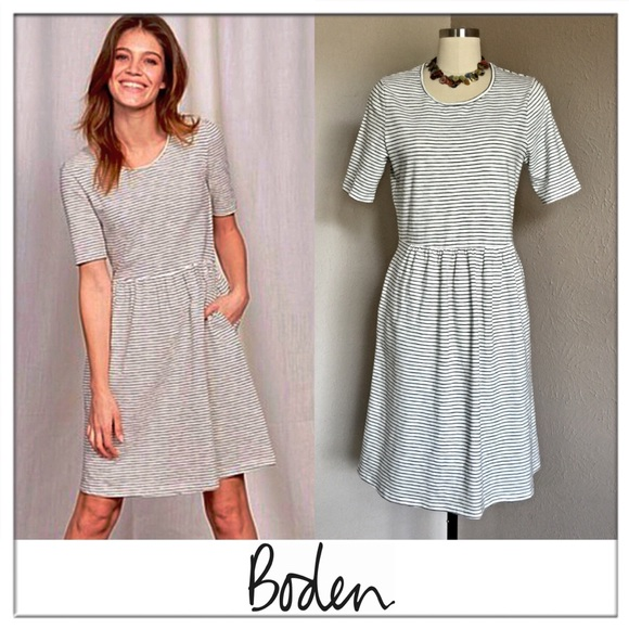 Boden Dresses Janie Dress Sz 8 Long Poshmark
