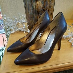New! BCBGeneration Cielo Black Heels Size 7