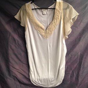 Motherhood maternity tee shirt XL