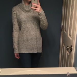 Forever21 cowl neck sweater