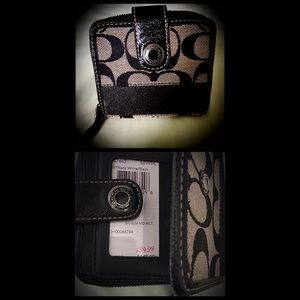 Coach Wallet! Brand New!