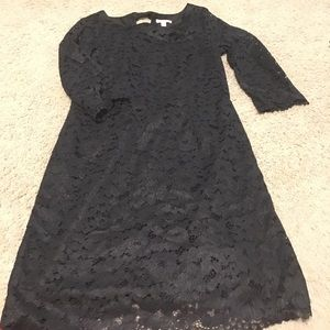Lilly Pulitzer Lace 3/4 Sleeve Dress
