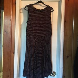 Fit and flare Loft Dress