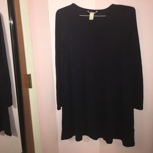 H&M BASIC JERSEY DRESS