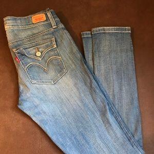 Levi's skinny 7 jeans