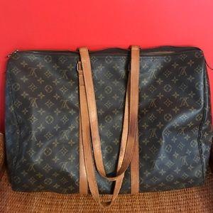 Authentic Louis Vuitton Sac Flanerie 45 Tote