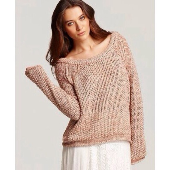 16b8c0602c Free People Sweaters - Free People Sahara Star Pullover Sweater