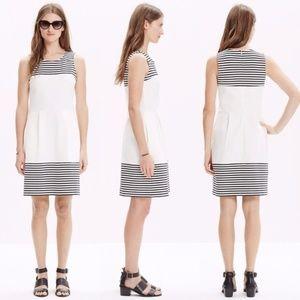Madewell Verse Dress in Stripe