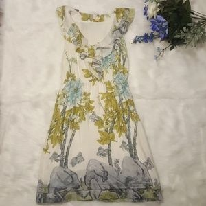 Anthropologie Leifsdottir dress