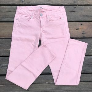 🎉 HOST PICK 🎉 Pale pink AEO skinny stretch jeans