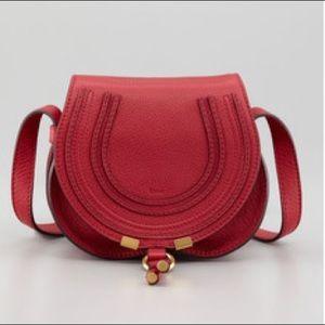 Authentic Chloe Marcie Small Crossbody Bag Clutch