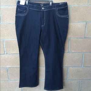 Riders by Lee Instantly Slim Bootcut Jeans 26W 26