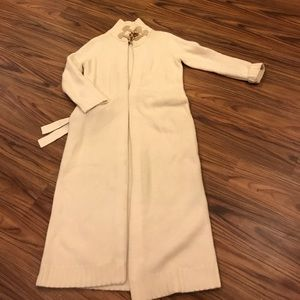 Ralph Lauren extra long cardigan