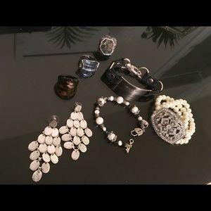 Bundle of Various Jewelry