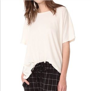 The GREAT oversized Distressed tee