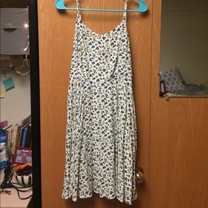 Old Navy Floral Tank Top dress