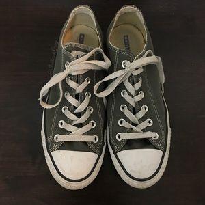 Converse- Grey Classic Sneaker M6/WM8