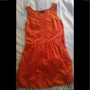Adorable Coral Gap Dress