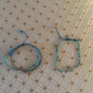 Tai adjustable bracelets bundle