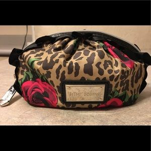 Betsey Johnson Makeup / Cosmetic Bag